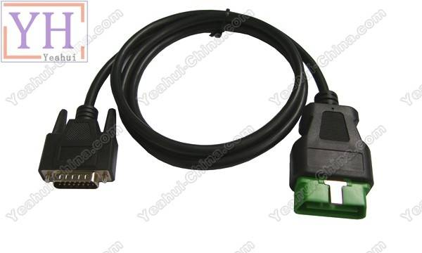 OBDII cables and connectors