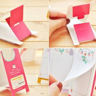 Sticker Memo Pad