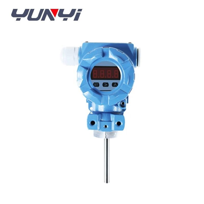 pipe oil pt temperature sensor