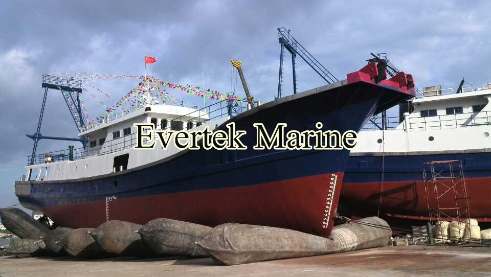 high quality ship launching marine airbags for sale