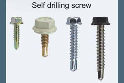 Hex.Head Self-Drilling Screw