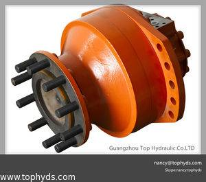 Hydraulic Piston Motors for Poclain (MS18 Series) Made in China