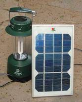 solar home system portable/removeable CBSC-4Wp