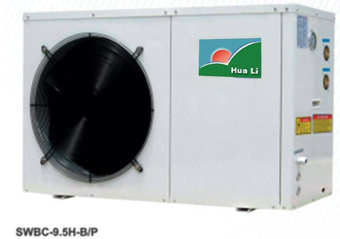 Swimming pool heat pump HLLS-17A