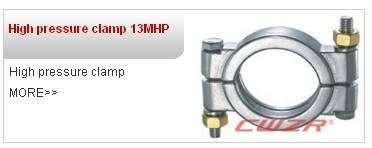 high pressure clamp