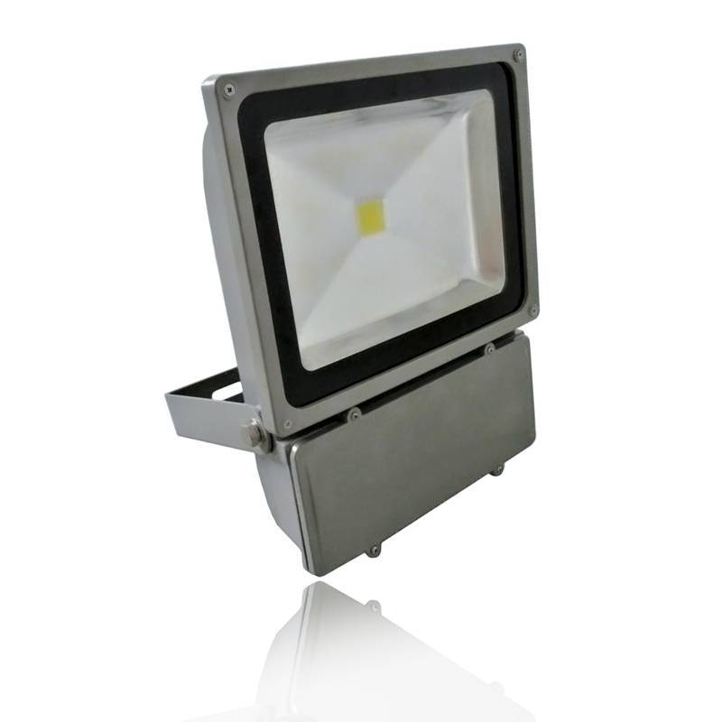 EPISATR IP65 80W LED FLOOD LIGHT BLACK COLOR HOUSEING