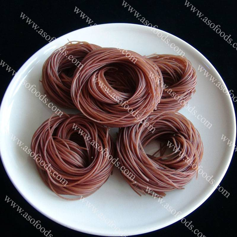 Sell Organic low fat lwo carb jasmine red rice vermicelli