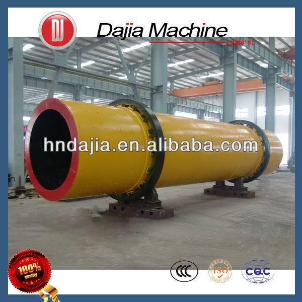 Dajia Gypsum Rotary Dryer/Powder Rotary Dryer Drying machine