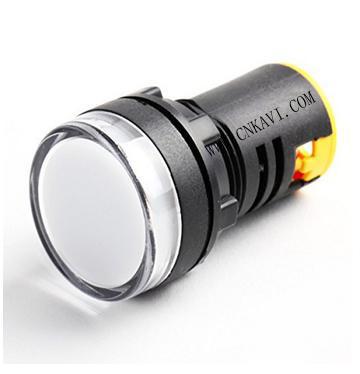 Selling LED Pilot Lamp Signal Light Indicator 22mm AD26B-22DS Warm White