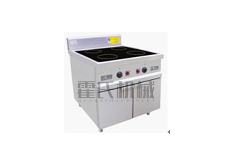 Four Burner Induction Stove, Induction Cooking Range