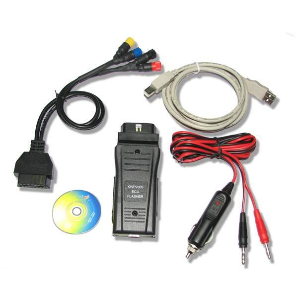 KWP2000 ECU Flasher Chip Tuning KWP 2000 Tuner Mapping