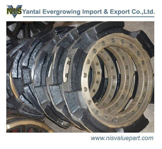 Sell Sprocket for Crawler Crane
