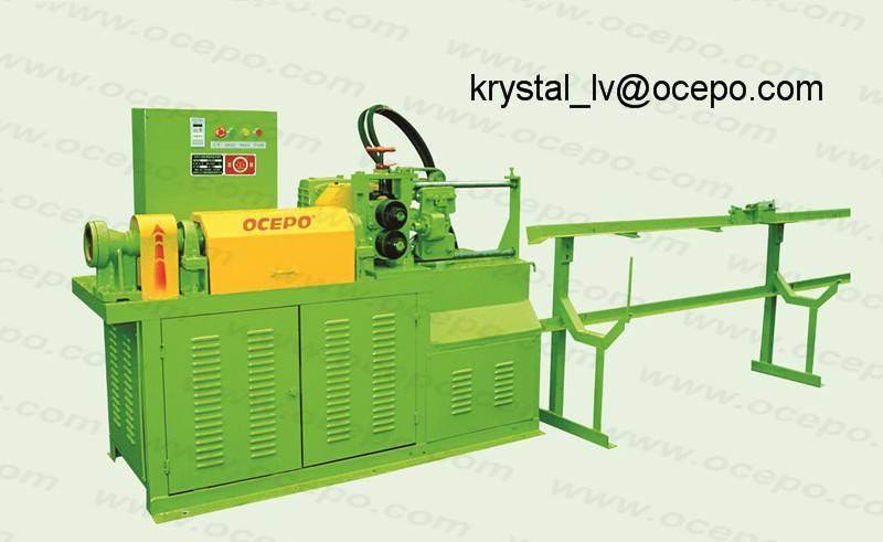 YGT4-12 Rebar Straightening and Cutting Machine(Hydraulic)