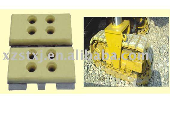 Track Pad for milling machines (PU)