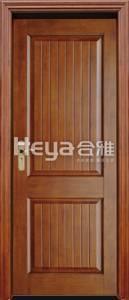 log door