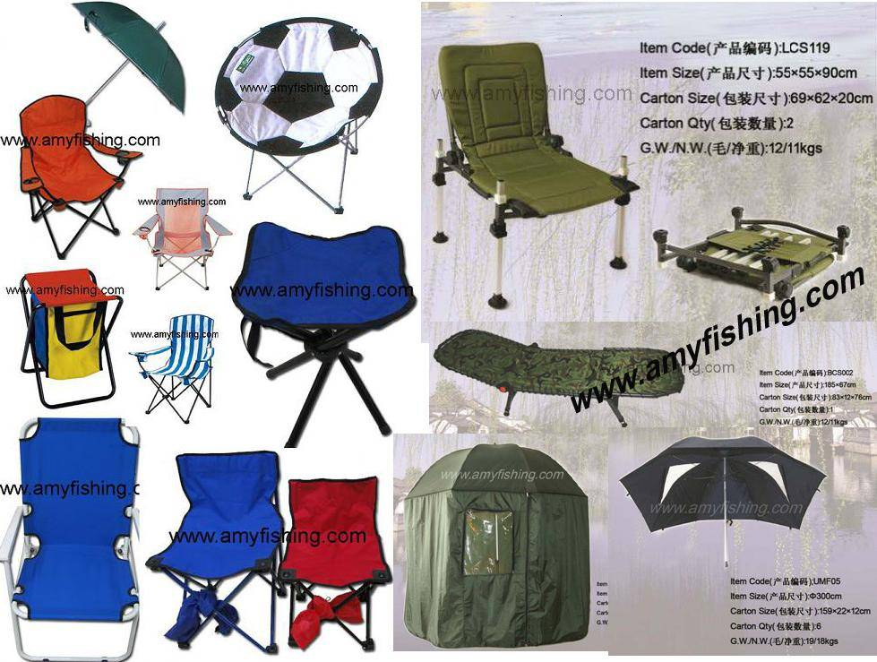 fishing chairs, fishing tent, fishing fold chair, fishing umbrella