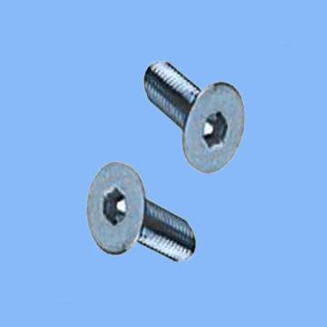 Hex socket countersunk head screw