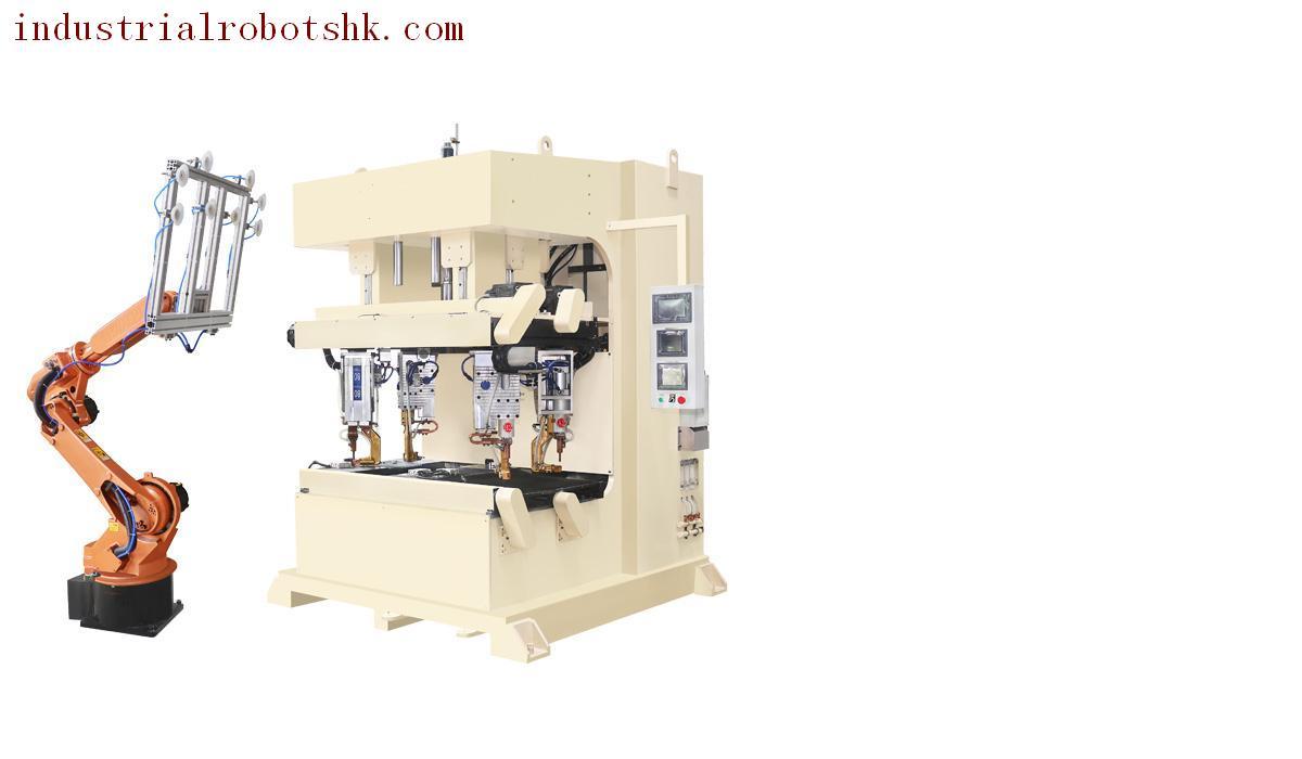 HSBC Stacking Robotic Arm/ Industrial handle Robot/MIG/TIG ARC Welding Machine/ Welder Spra E