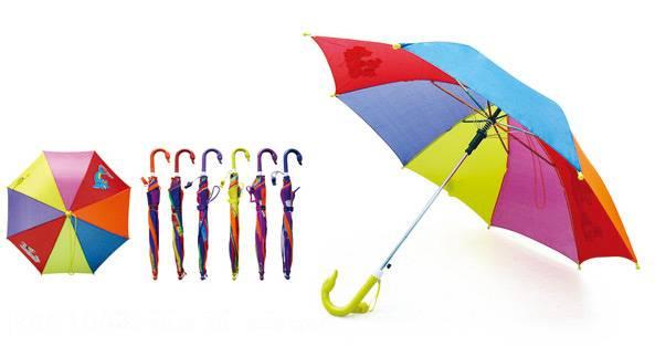 19x8K Auto Children Umbrella,Kid Umbrella
