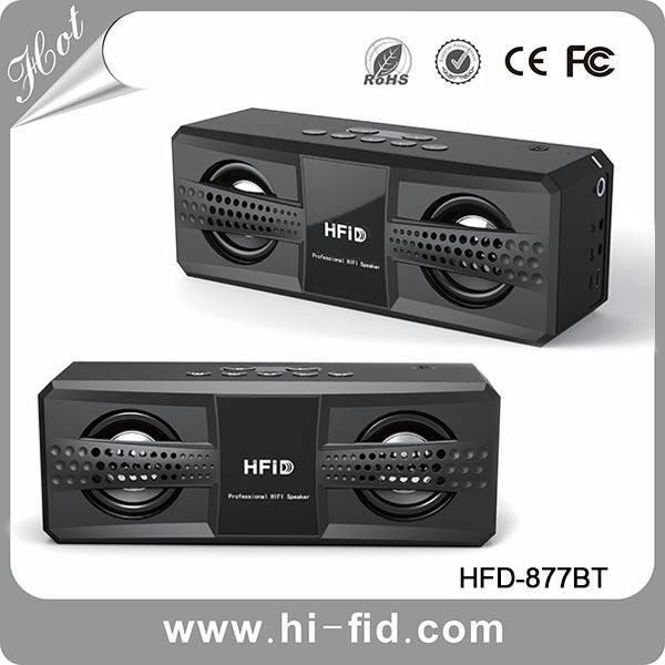 2015 hotsales wireless portable bluetooth mini speaker