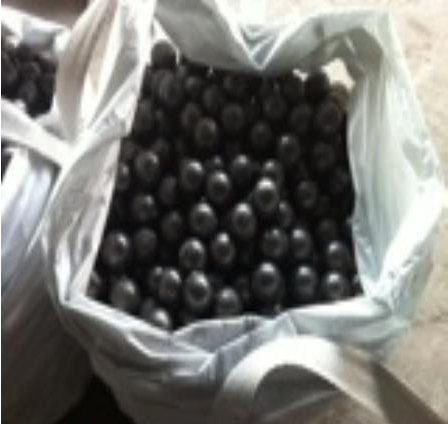 alloy chrome grinding media balls oil-quenched process