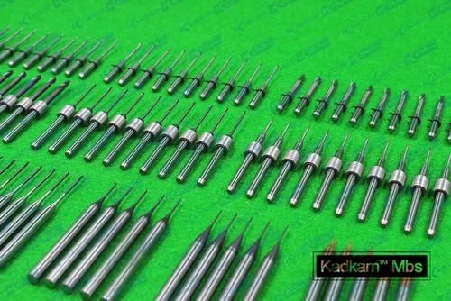 Generic CAD/CAM system dental zirconia milling burs CNC end mills dental milling cutters