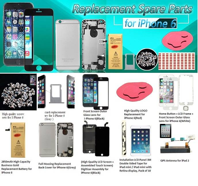 Mobile Phone Spare Parts