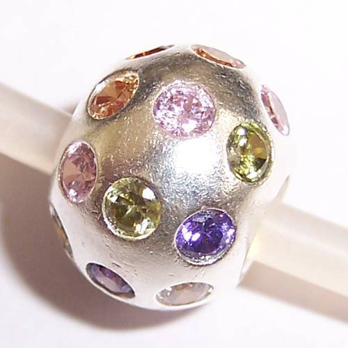 925 sterling silver charms with stone l1