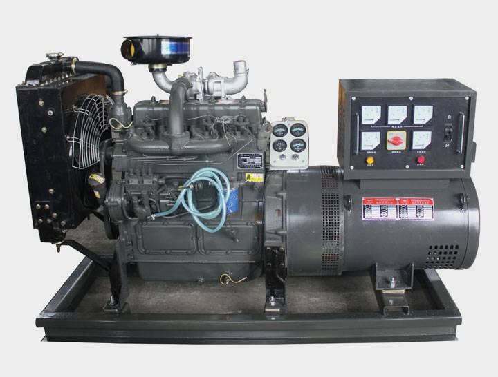 Weichai diesel generator set 30KW-150KW