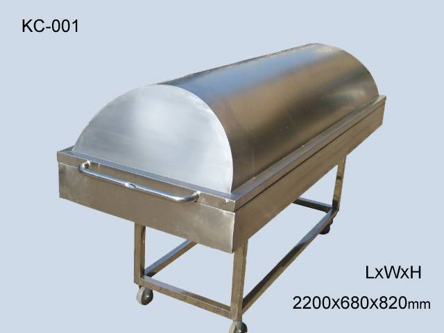Sell mortuary trolley