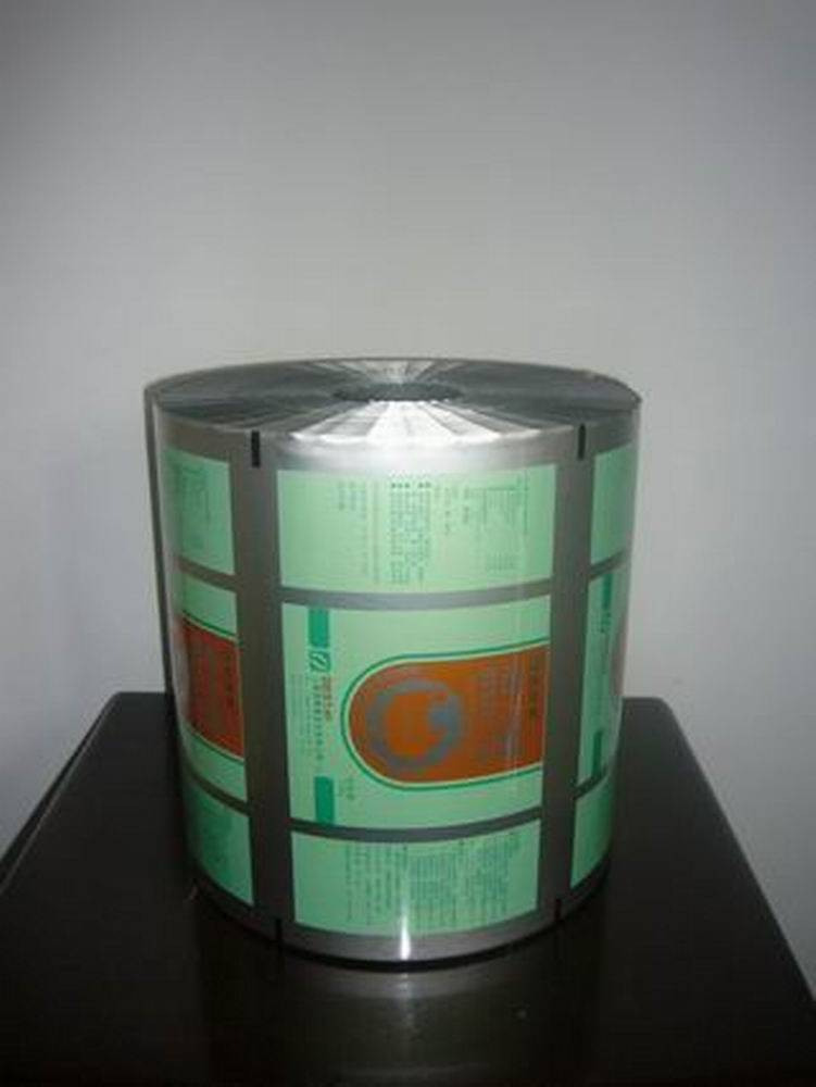 Aluminum Foil Laminated Poly Bag