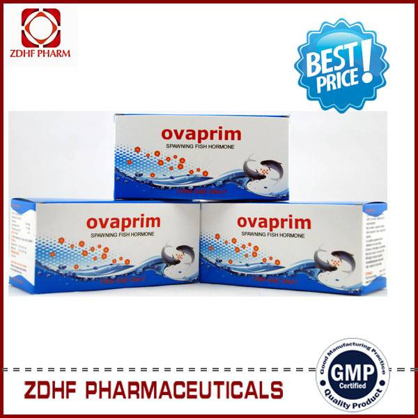 ovaprim for fish animal pass holder made in china