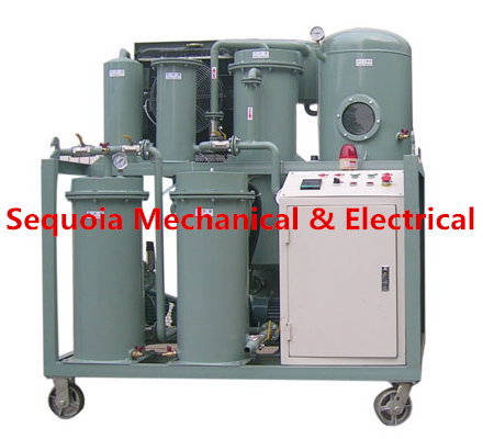 gear oil filter and recycling machine