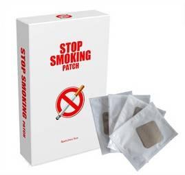 Herbal Smoking Stop Patch Smoking Quit Patch