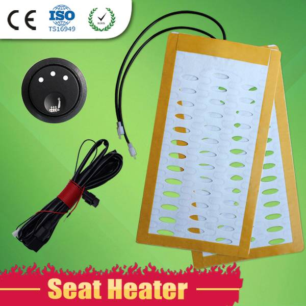 Alloy Wire Univer Car Seat Heater Supply