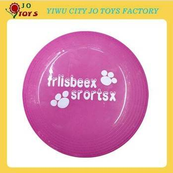 for promotion cheap plastic frisbee