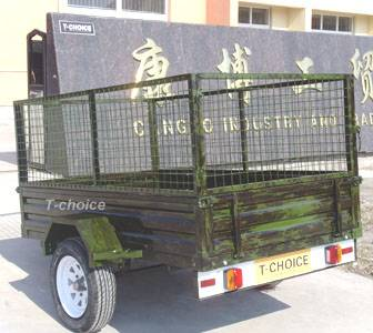 selling utility trailers