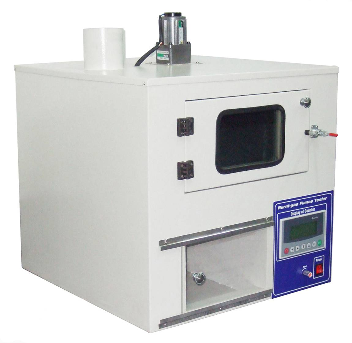 Gas Fume Chamber,Colorfastness Tester to Burnt Gas Fumes,AATCC 23,ISO105 G02