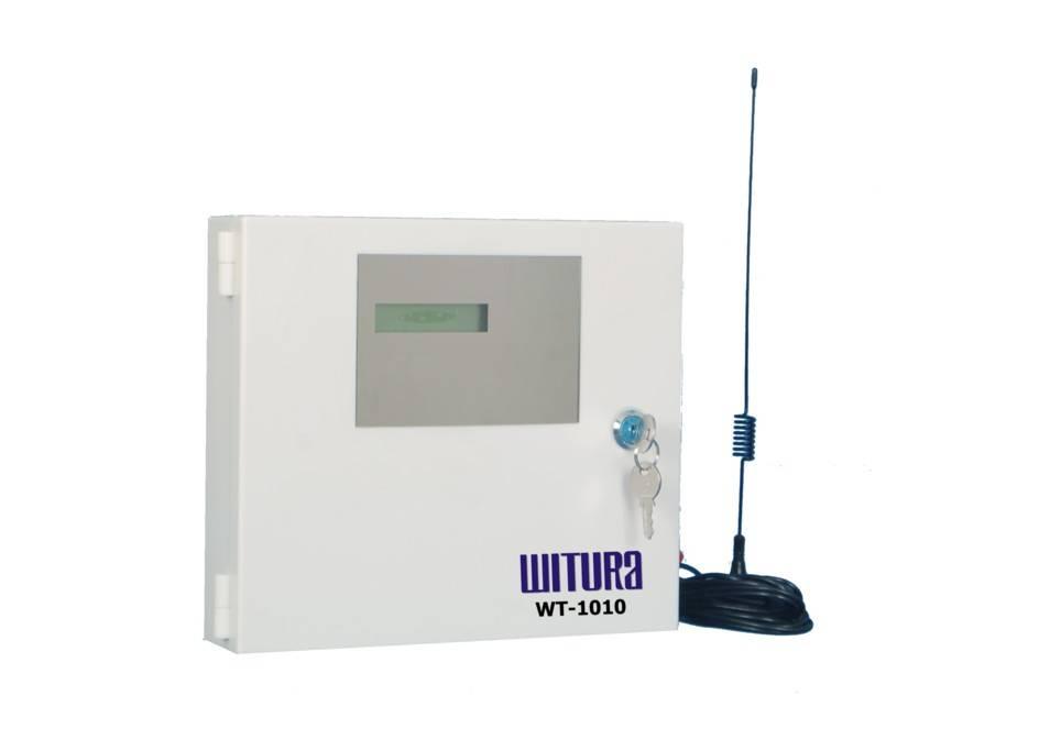 GSM ALARM SYSTEM (WT-1010SA)