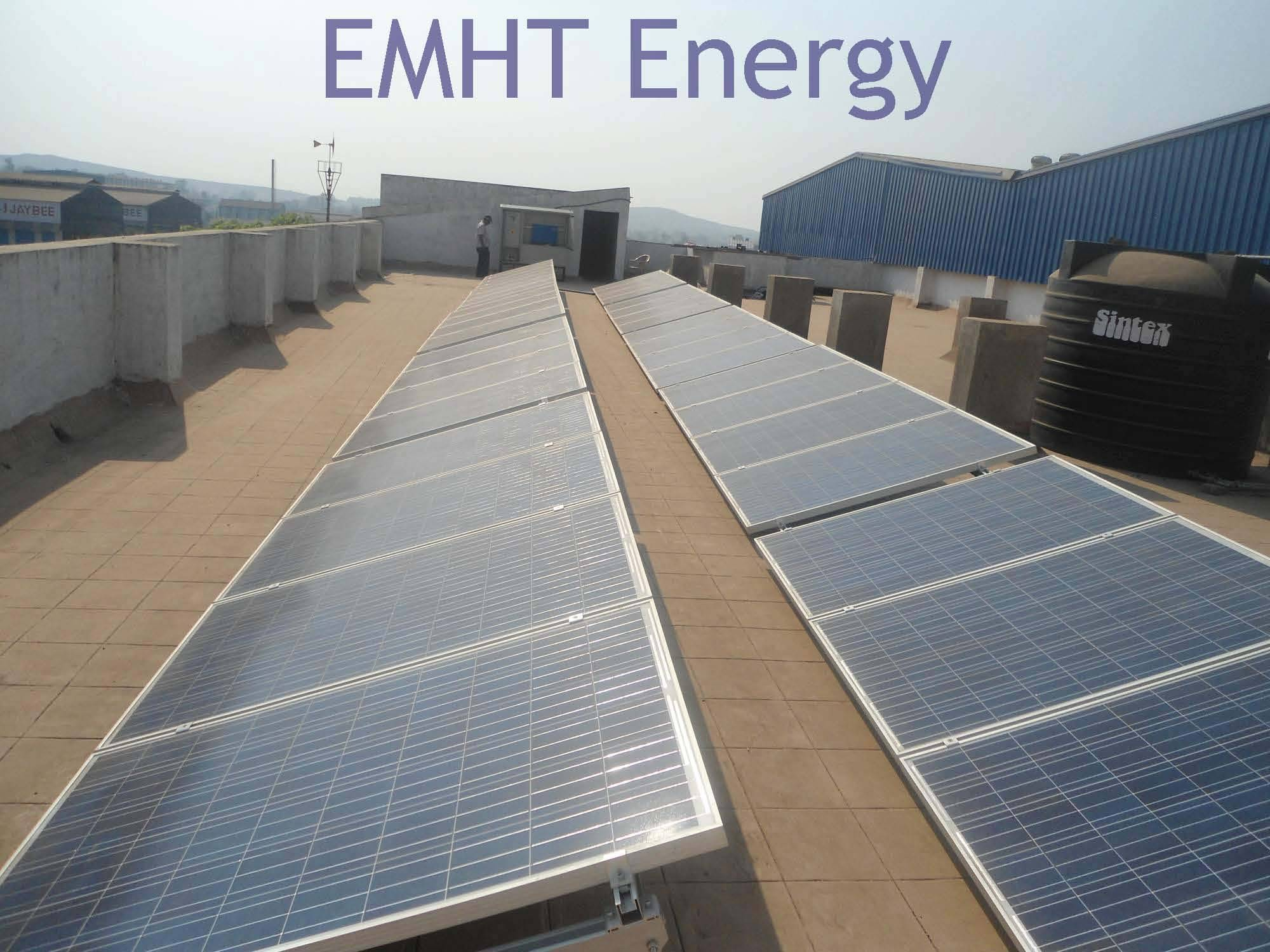 Solar On Rooftops Please