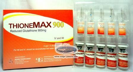 Thionemax Injectable Glutathione 900mg
