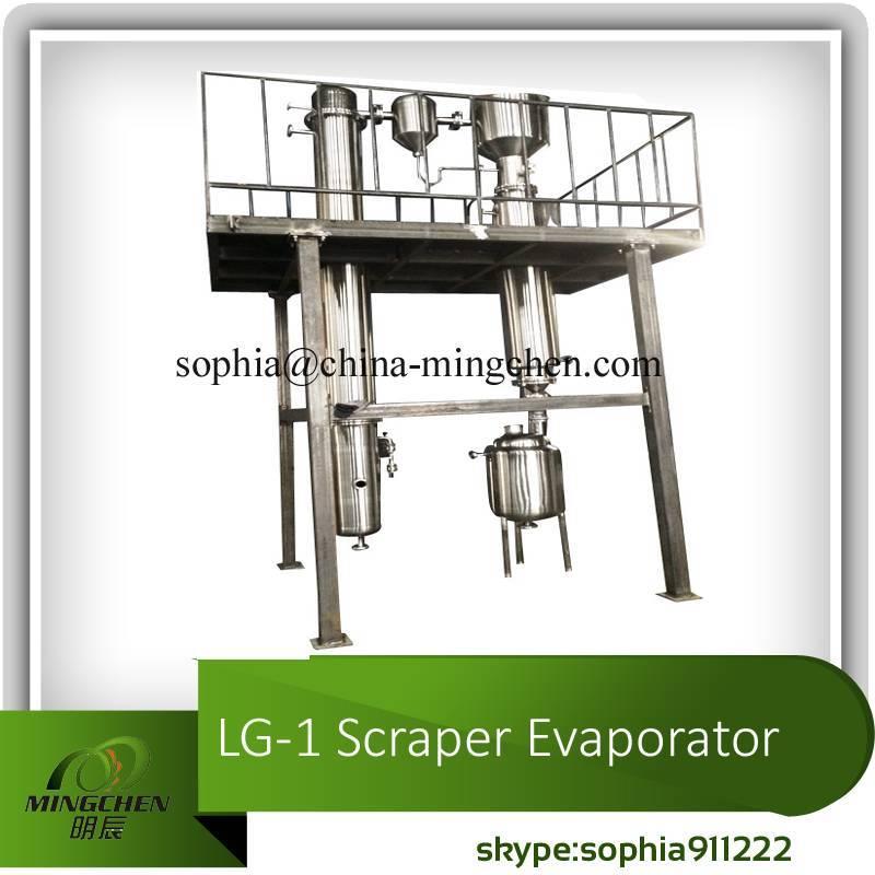 Scraper Thin Film Evaporator
