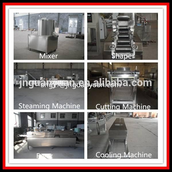 Mini Size Instant Noodles Production Line/Making Machine/Equipment