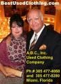 USED CLOTHING WHOLESALE COMPANY