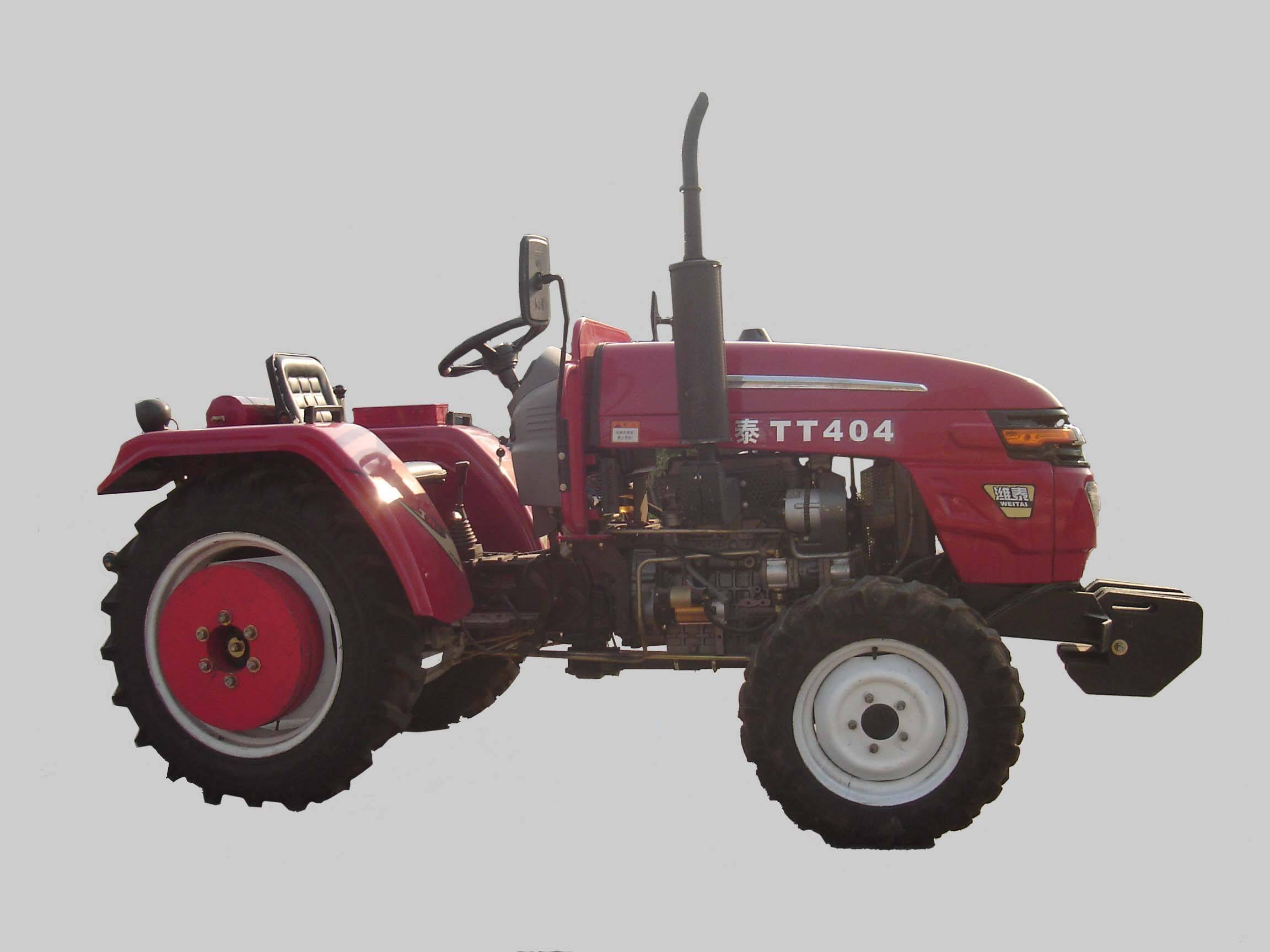 New four cylinder 40HP 4WD Tractor TY404