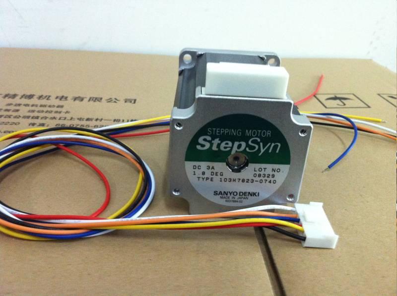 Sanyo stepping motor 103H7823-0740
