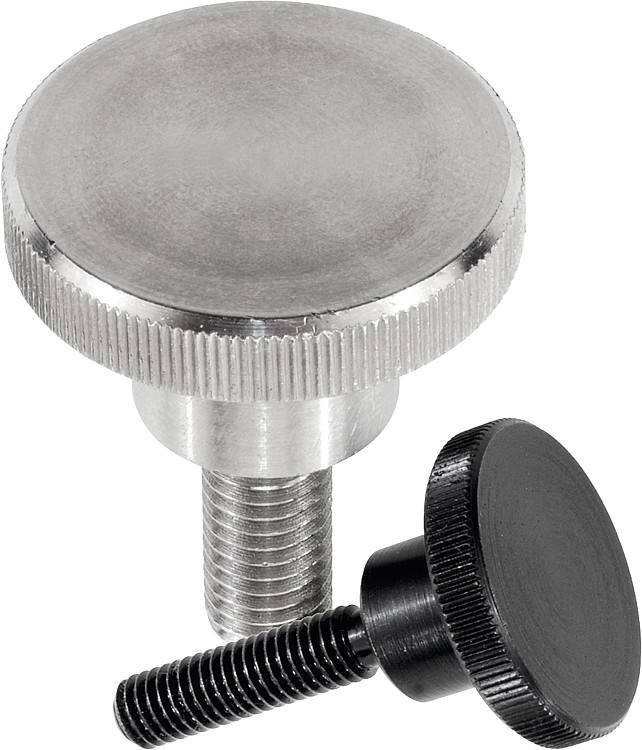 CNC machining threaded thumb screw