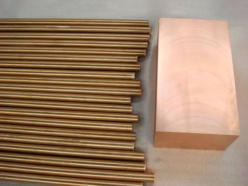 C17300 CuBe2Pb DIN 2.1248 Beryllium Copper