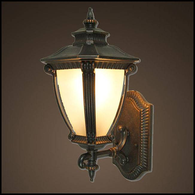 zhongshan die casting outdoor wall lighting(HS0702-UP-S)