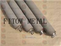 Titanium Tubular Powder Sintering Fuel Filter